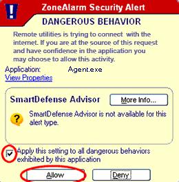 ZA sécurité